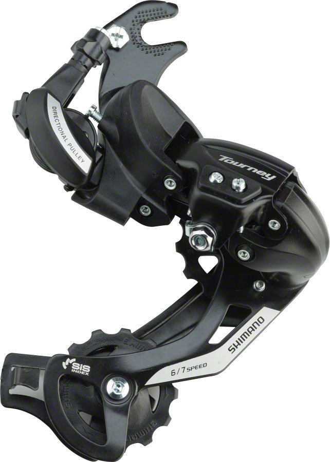 Shimano - Tourney RD-TY500 Long Cage Rear Derailleur