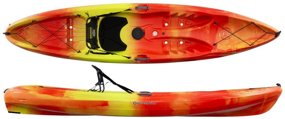 lake gaston outfitters rental perception tribe kayak