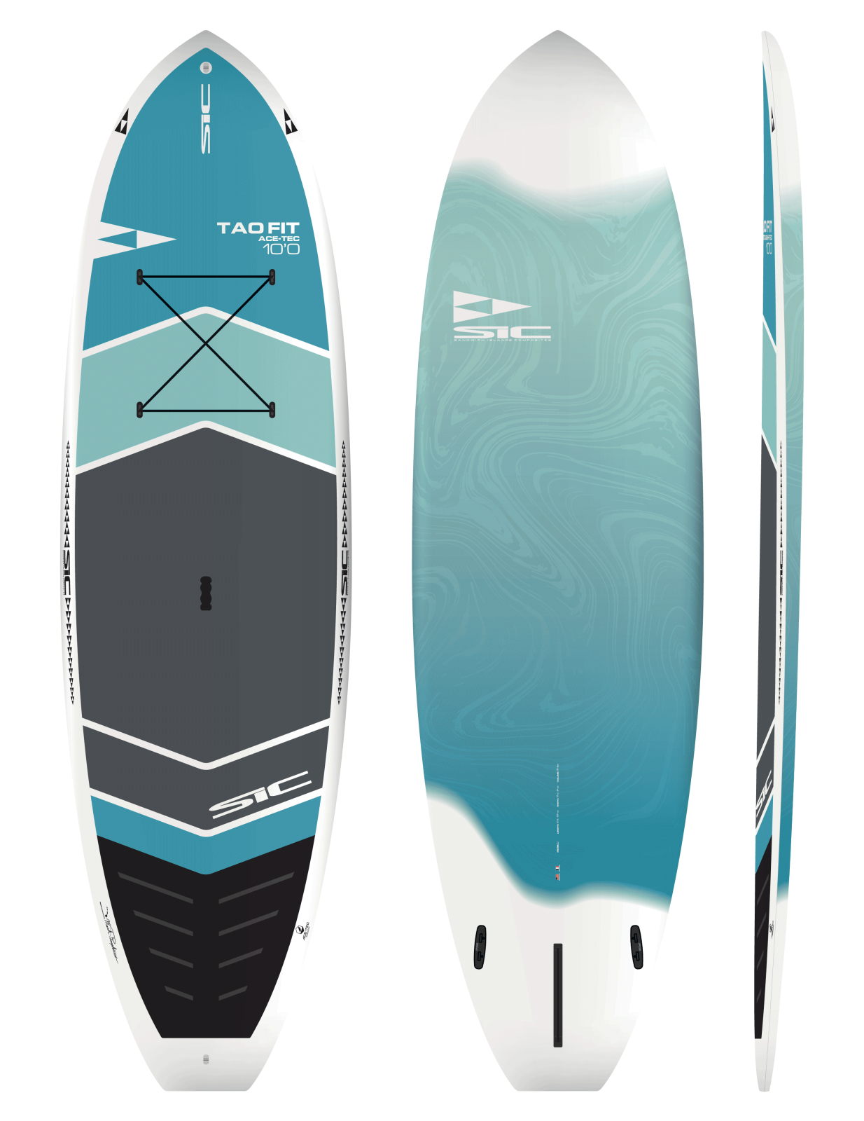 SIC - TAO FIT SUP Ace Tec Paddleboard  10'0'' X 33'