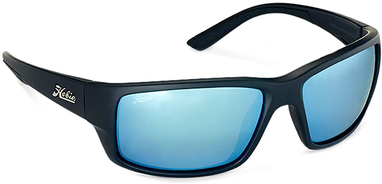 Hobie -  Snook, Men's Polarized Wrap Sport Sunglasses, Large Fit, Full-Coverage