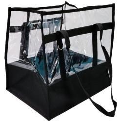 Totally-Tiffany Easy To Organize Buddy Bag Lois 2.0-Black