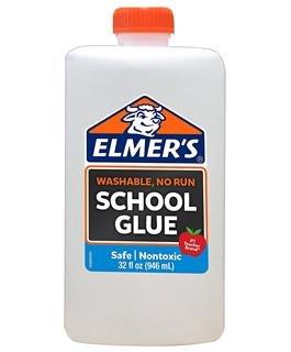 Elmer's School Glue Washable 1 Quart