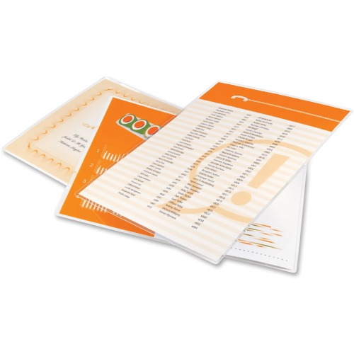 GBC UltraClear Thermal Laminating Pouches (100pc)