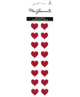 Mrs Grossmans Heart Stickers