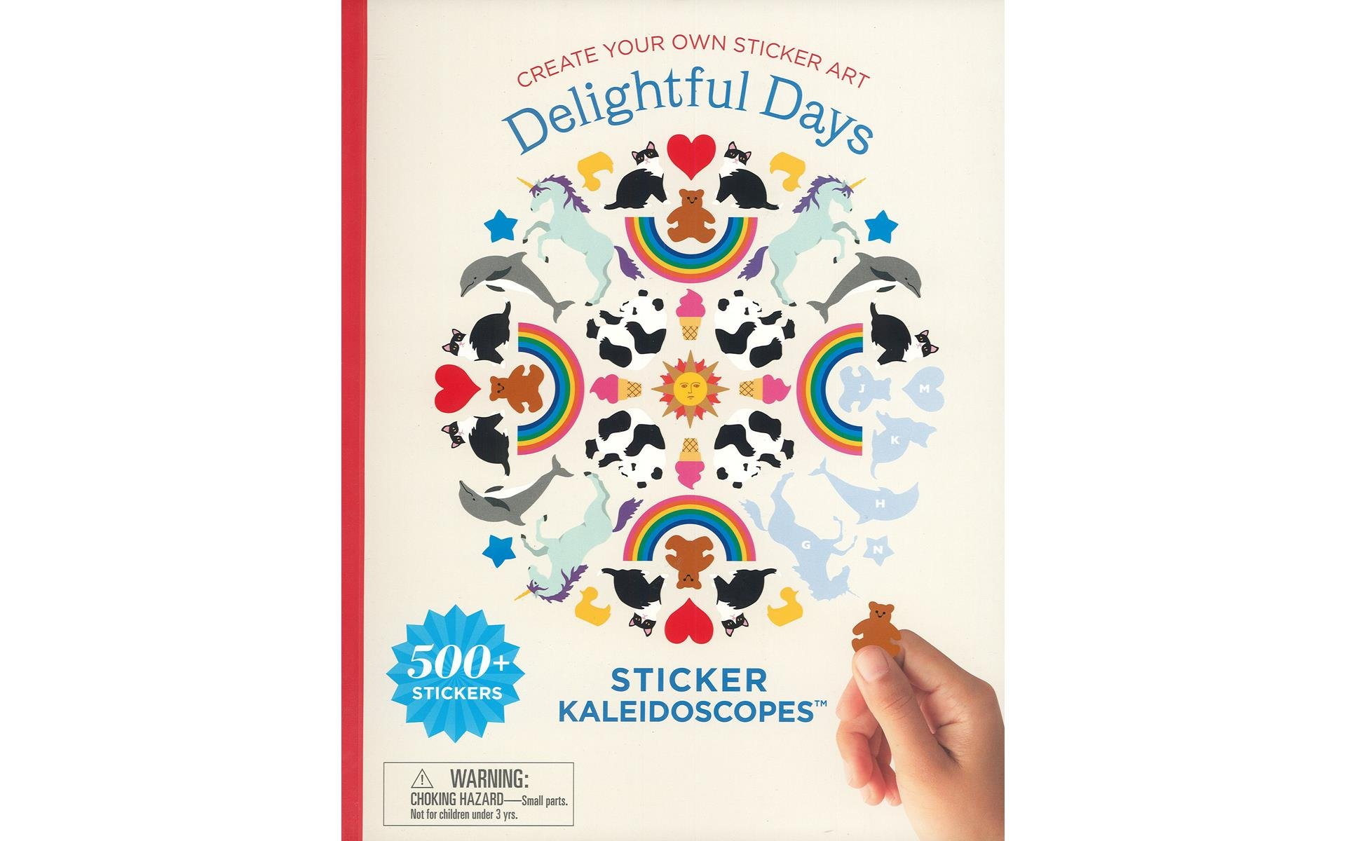Mrs Grossman's Sticker Book Delightful Days