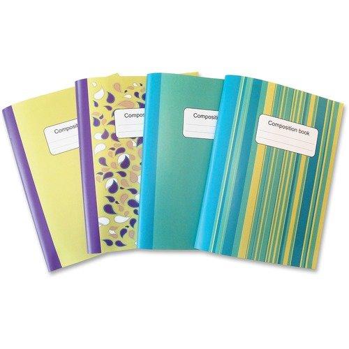 COMPOSITION BOOKS, 4 PK