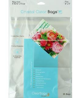 ClearBags Crystal Clear Bag