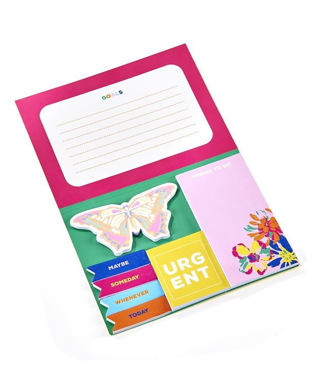 STICKY NOTE SET, COLORFUL