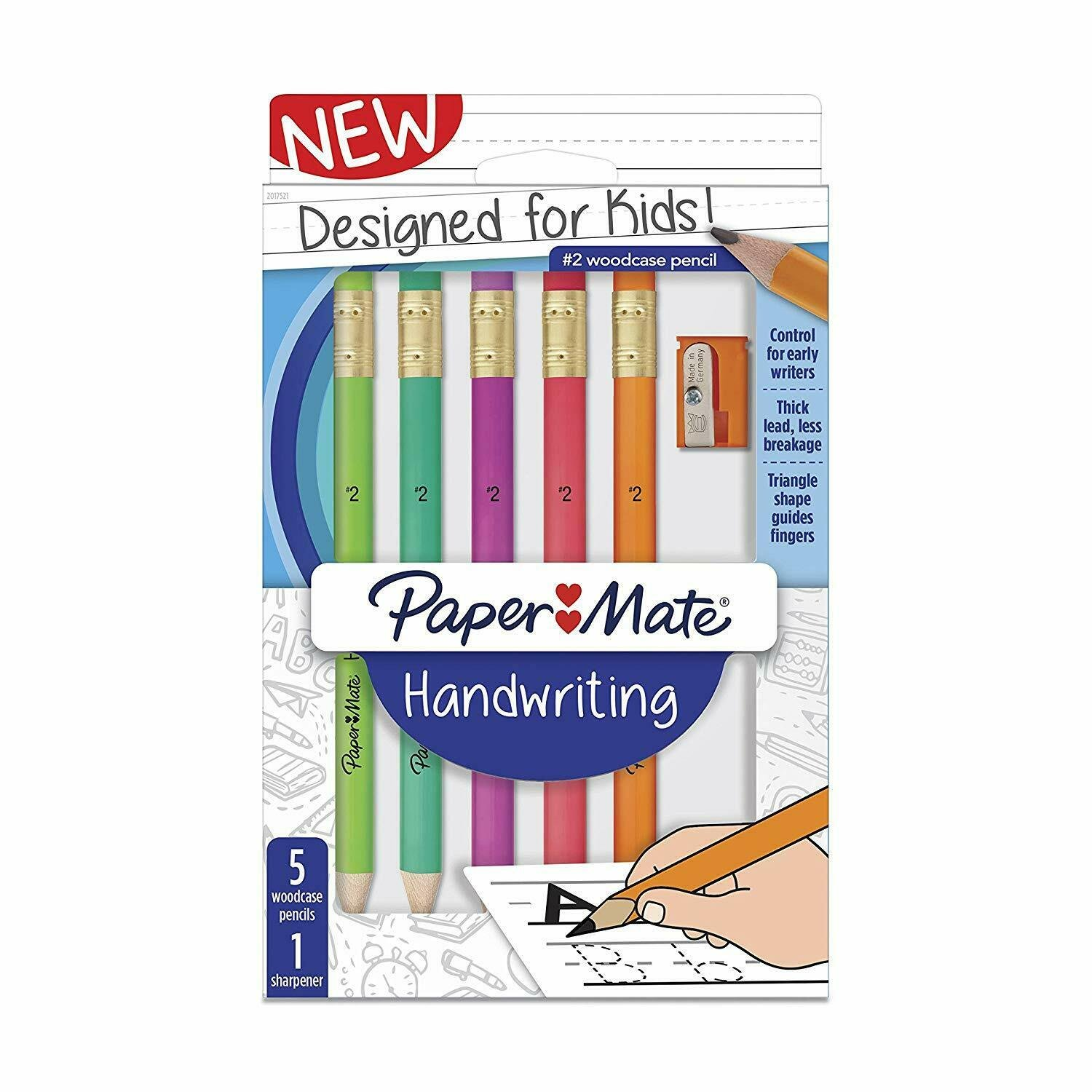 PAPERMATE PENCILS FOR KIDS