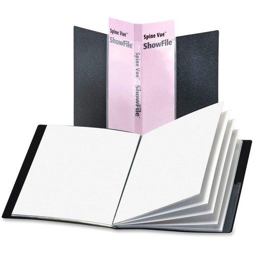 Cardinal ShowFile Letter Presentation Book - 24 pockets