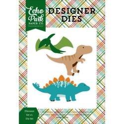 Die Set, Dinosaurs