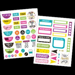 Confetti Planner Stickers