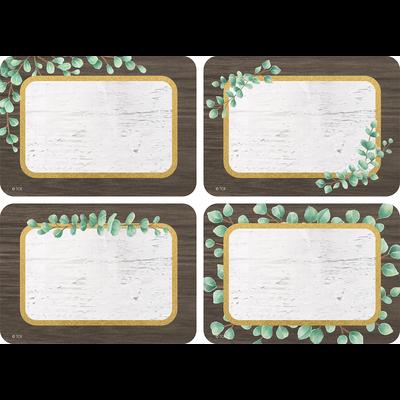 Eucalyptus Name Tags/Labels - Multi-Pack