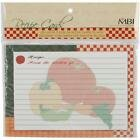 MBI RECIPE CARDS 25/PKG