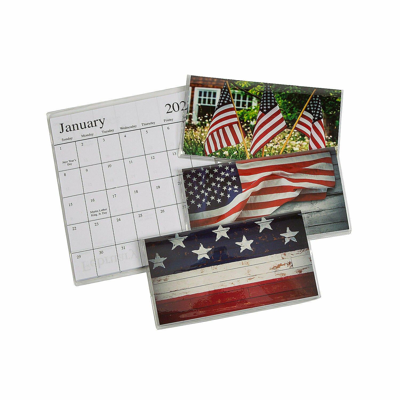 2022/2023 Pocket Calendar - Americana