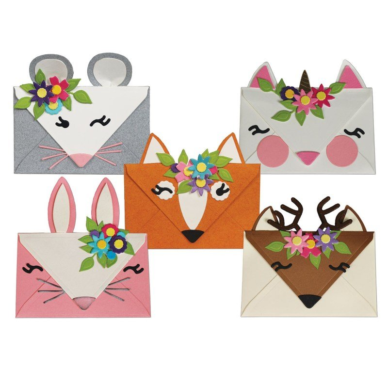 Animalopes Diecut Set