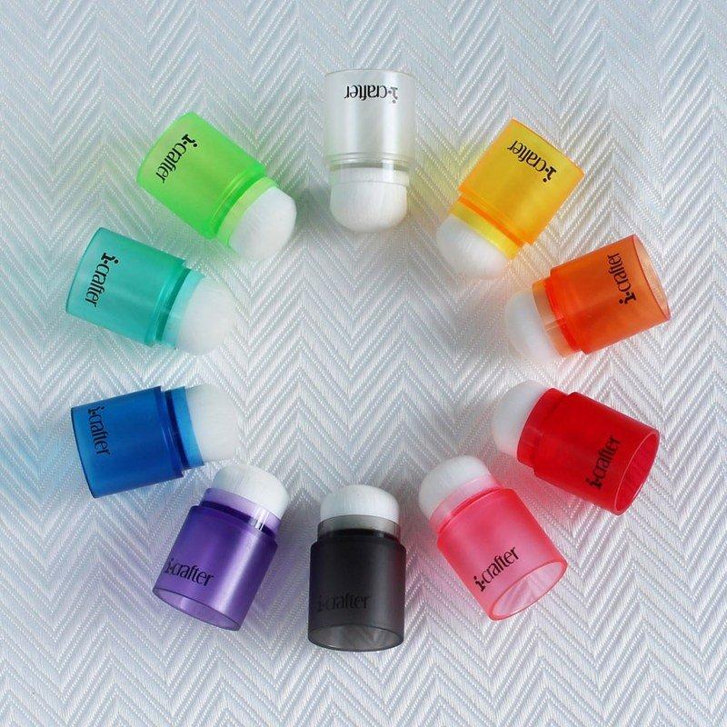 i-Brush Ink Applicator Blender Brush Set