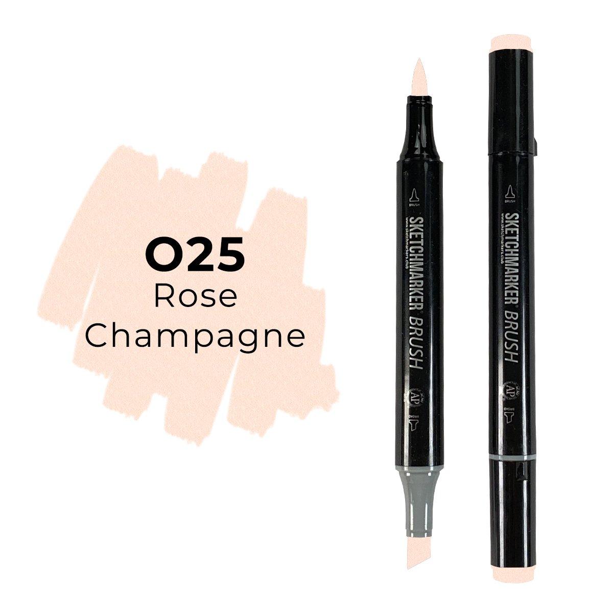 SKETCHMARKER BRUSH PRO Color: Rose Champagne