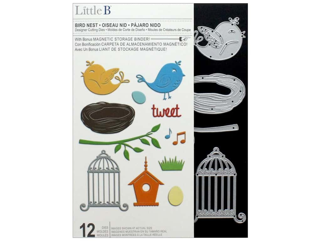LTB BIRD NEST DIE SET