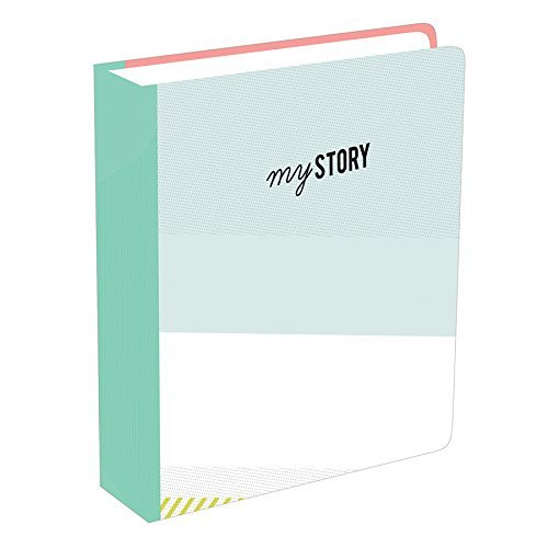 American Crafts MY STORY  -D-RING 6X8