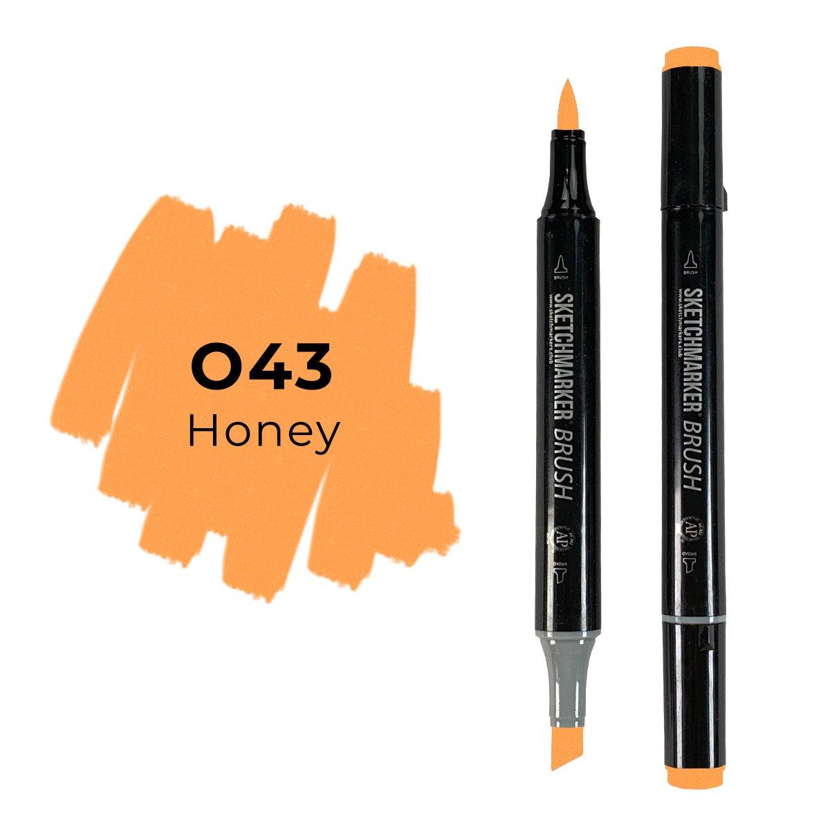 SKETCHMARKER BRUSH PRO Color: Honey