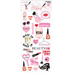 DIMENSIONL-KISS MAKEUP STICKERS