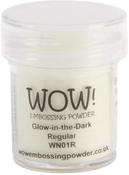 GLO N DARK-WOW! EMBOSSING PWDR