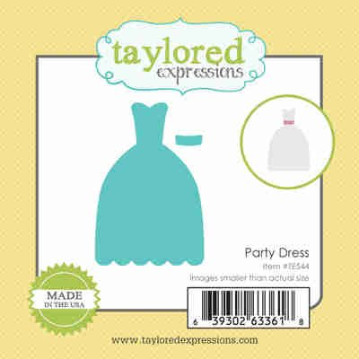PRTY DRESS-TAYLORED EX BITS DIE