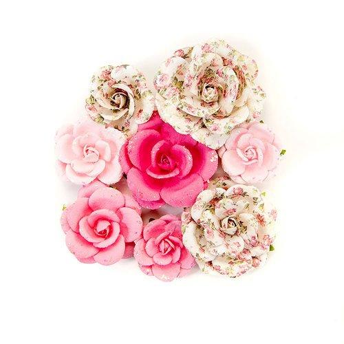 OLIVIA    -MISTY ROSE PAPER FLW