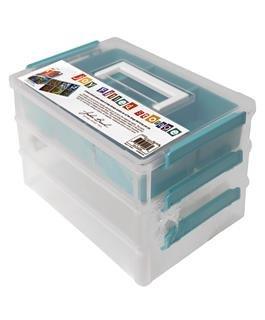 Joy Filled Storage Stackable - 3 Tier