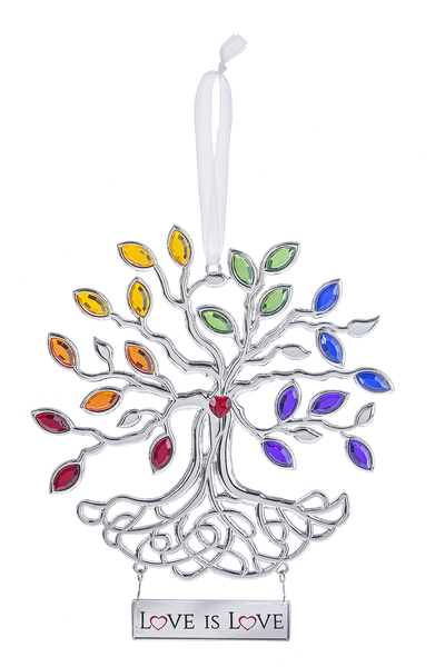 Love is Love Tree Ornament