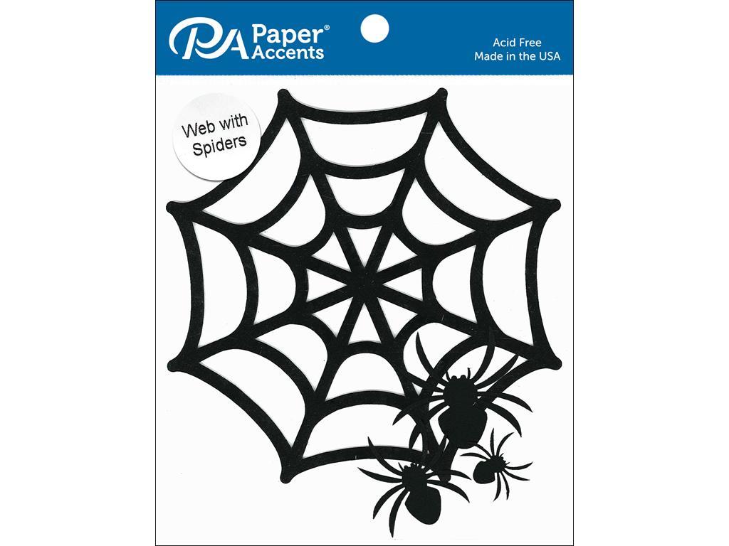 PA SPIDER WEB CHIPBOARD