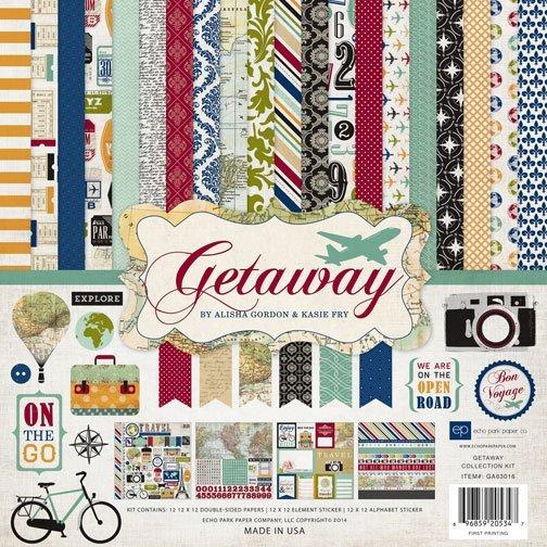 Getaway 12x12 Collection Kit