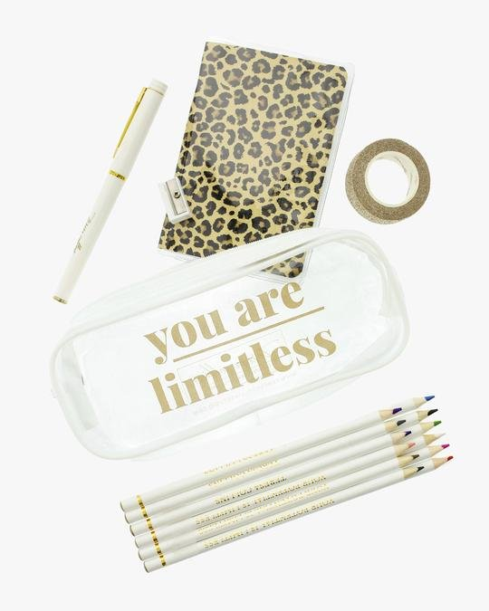 You are Limitless Empowerment Pouch