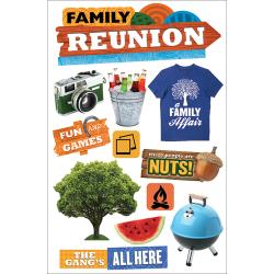 PH FAMILY REUNION STICKERS