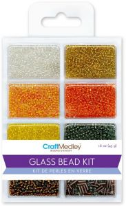 CRAFT MEDLEY BEAD SET