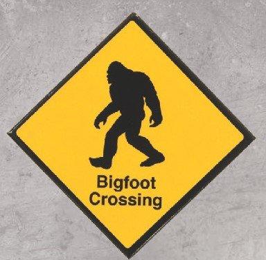 Magnet, Bigfoot Crossing