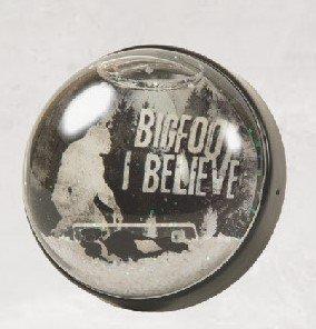 Magnet, Bigfoot, Snowglobe
