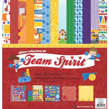 BEST CREATIONS TEAM SPIRIT KIT -   CLEARANCE - NO FURTHER DISCOUNTS/NO RETURNS