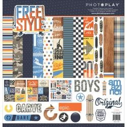 PhotoPlay Collection Pack 12X12 Freestyle