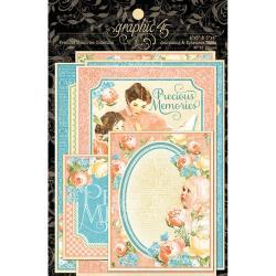 EPHEMERA  -PRECIOUS MEM CARDS