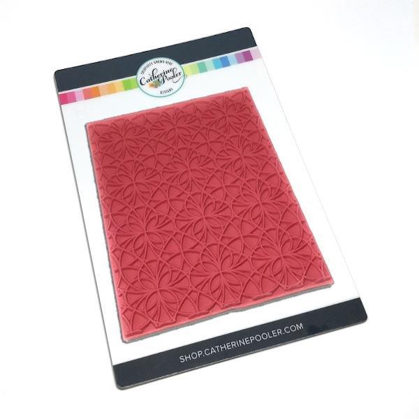 Kaleidoscope Background Stamp