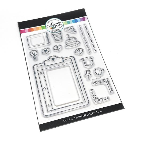 Put a Pin in It Stamp Set*