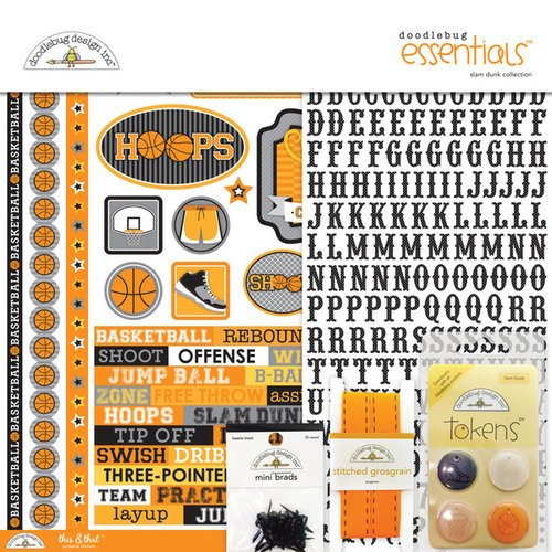 DB PAGE KIT - BASKETBALL