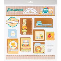 FLEA MARKT-DESIGNER CARD KIT