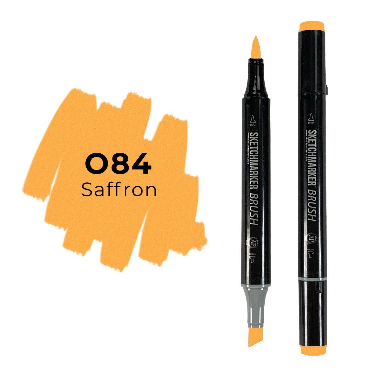 SKETCHMARKER BRUSH PRO Color: Saffron