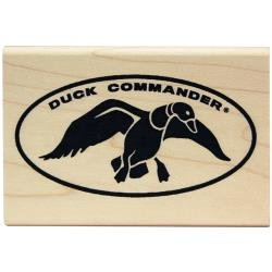 DC LOGO   -DUCK COMMANDER STAMP