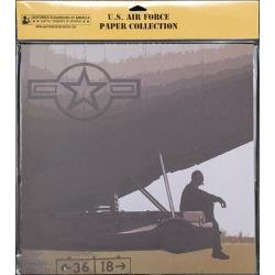 AIR FORCE PAPER PACK -   CLEARANCE - NO FURTHER DISCOUNTS/NO RETURNS
