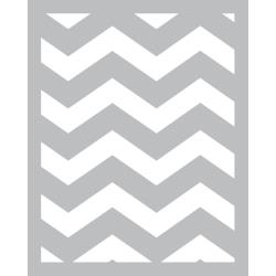 Q&C FOAM FRONTS CHEVRON