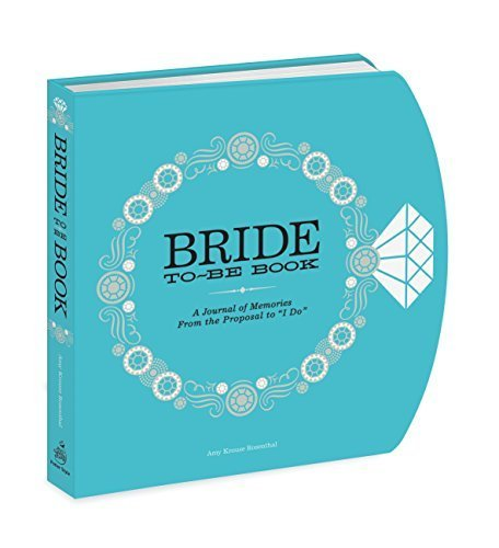 Bride to Be  Book/Journal